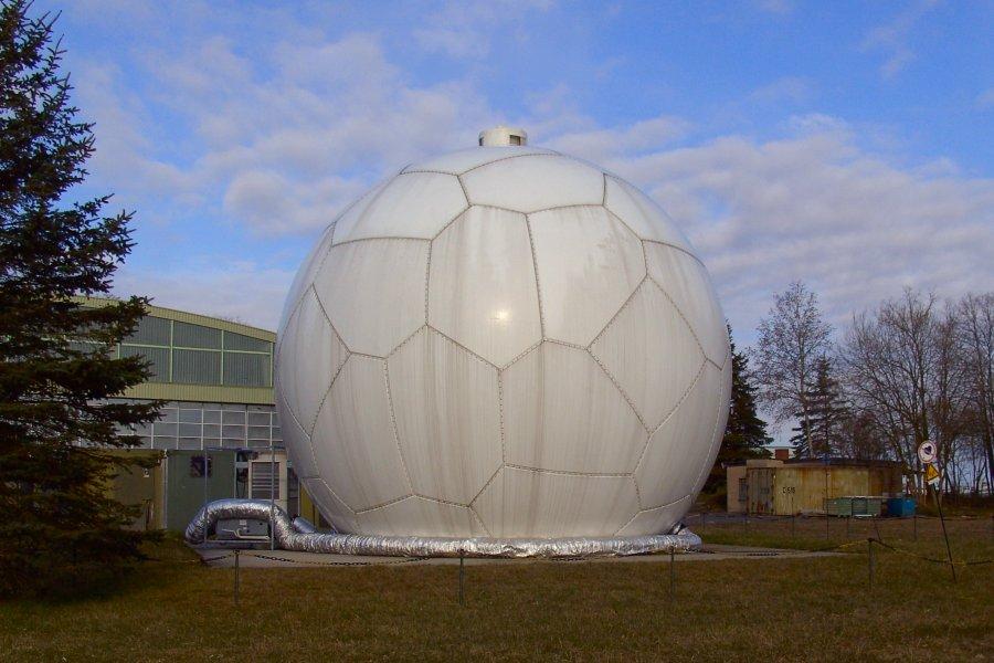 Radome-Radartutorial