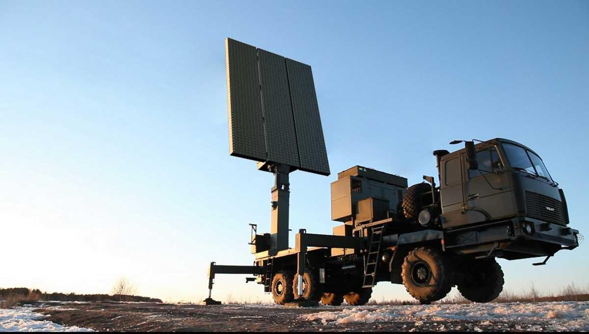 Radar Basics - Vostok-3S