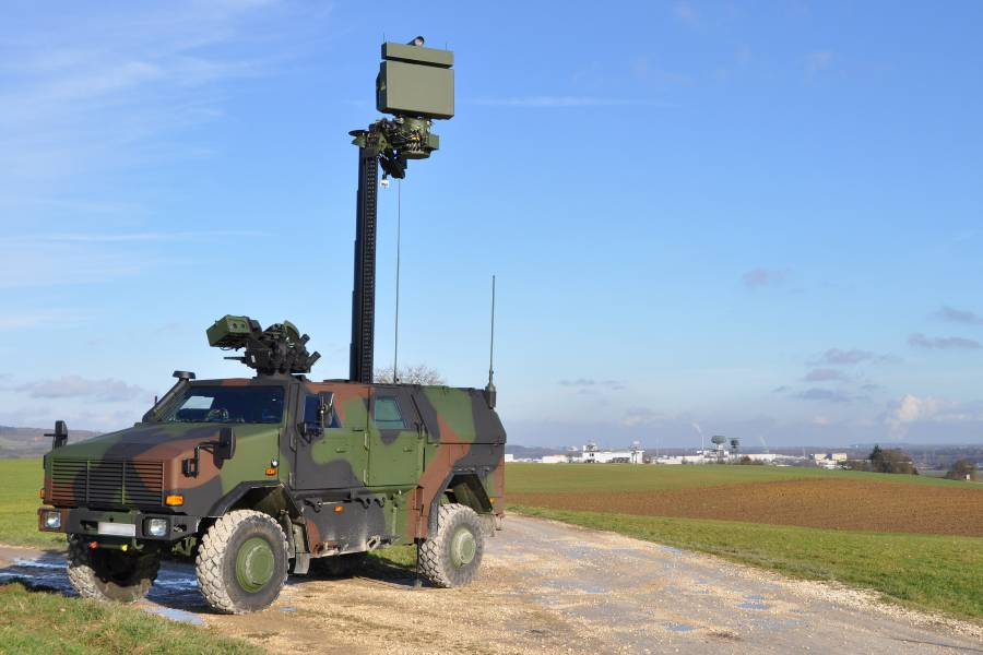 Radar Basics Spexer 2000