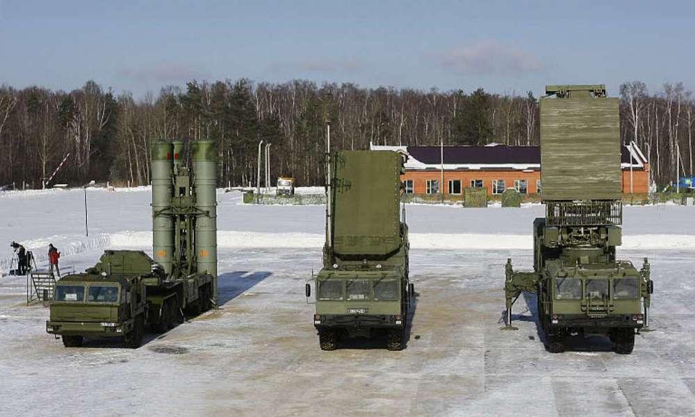 """Radar Basics - 92N6E """"Grave Stone"""""""