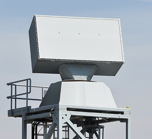 Antena radar TRS-4D