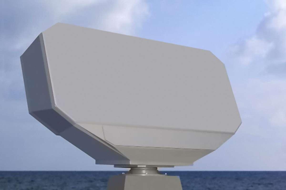 """ELM-2258 or """"ALPHA"""" radar"""
