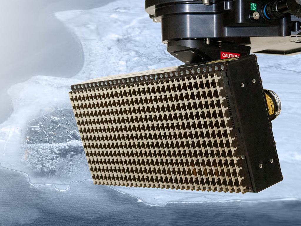 Radar Basics - Seaspray 5000E