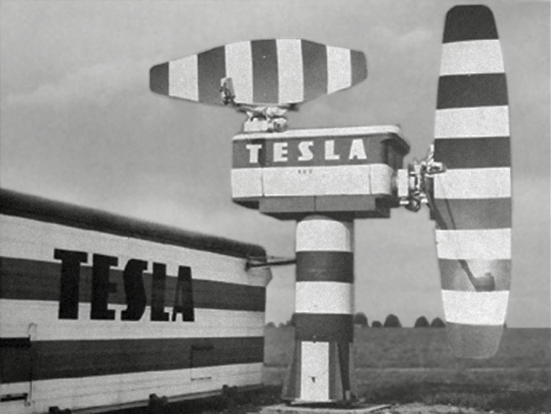 Radar Basics Tesla Rp 3f