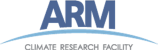 Logo of Atmospheric Radiation Measurement (ARM), Climate Research Facility