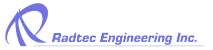Logo Radtec Engineering, Inc.
